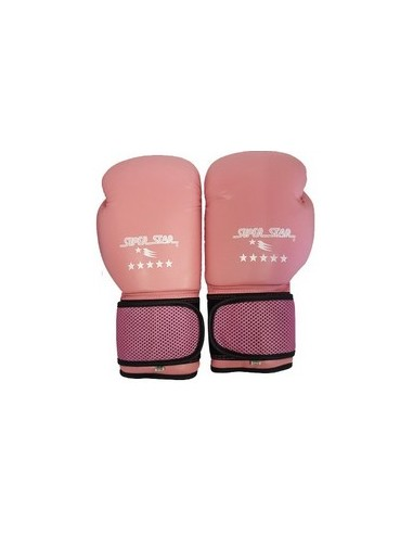 Guante de Box Mujer con ventilaciòn - Marca Super Star