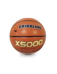 Pelota de Basquetbol X 5000 DRB Numero 7