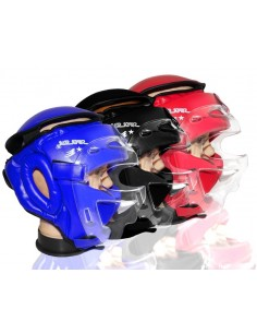 Casco Cabezal Con Rejilla Desmontable Supersta