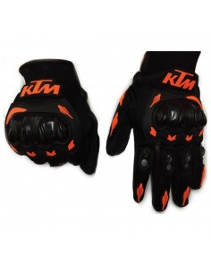 Guantes Ktm