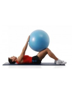 Balón Yoga Pilates WellnessPro By Everlast 65cm