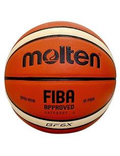 Balón de Basquetbol Molten GF6X Nº6