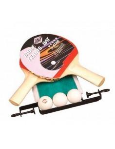 Set Paletas Ping Pong