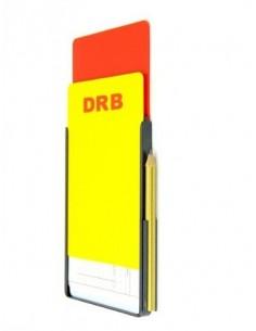 Tarjetas Profesional Referee De Arbitro DRB