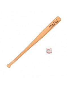 """Set de Baseball: Bate 28"""" + Pelota BSL"""