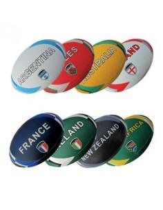 Balón de Rugby DRB N°5 Países