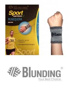 Muñequera Blunding Sport Bamboo