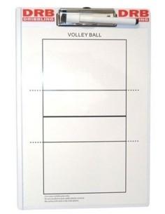 Pizarra táctica para Entrenador de Voleibol DRB