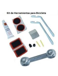 Kit de Herramientas Parches para Bicicleta