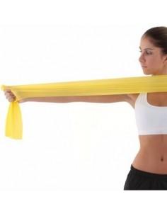 Elastico Pilates o para Kinesiología Liviana Covertec