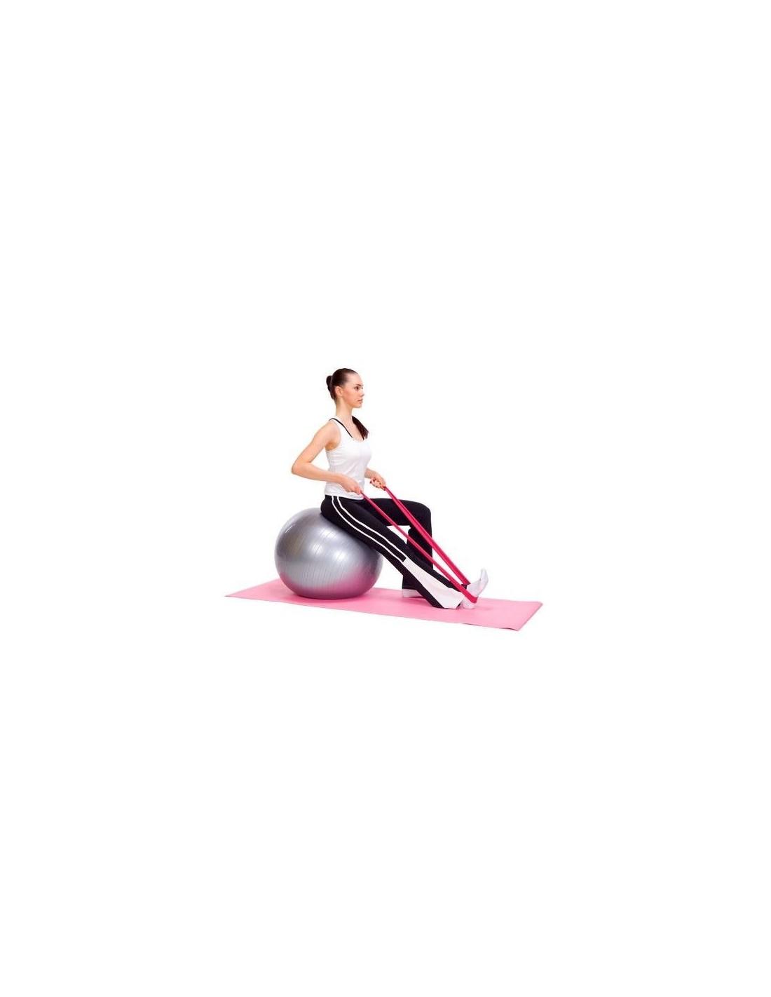 Elástico Pilates o para Kinesiología Fucsia 4be94bd406a3