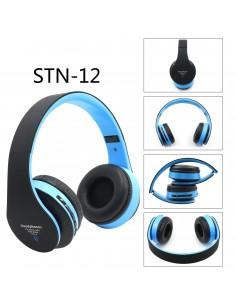 Audífonos Inálambricos con Bluetooth STN 12