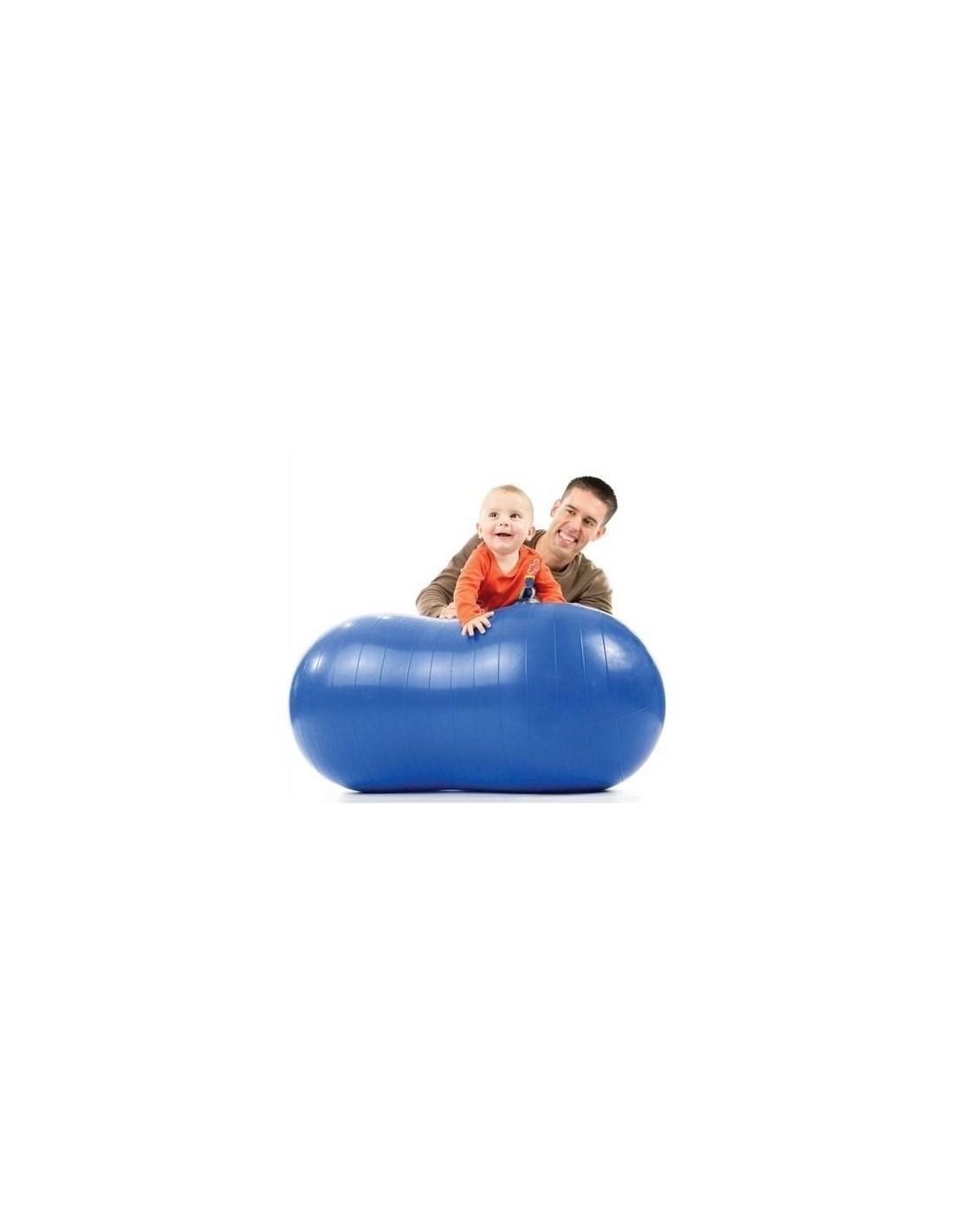 Balón Ovalado Maní Yoga Pilates 526d80a1e8be
