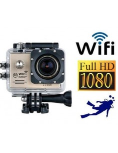 Camara 1080 Px full HD con WIFI