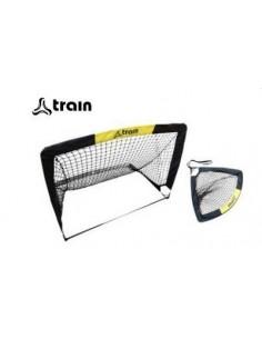 Mini Arco de Fútbol Plegable