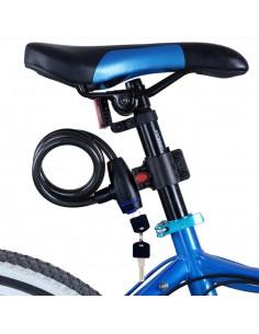 Candado Bicicleta Cable de Acero