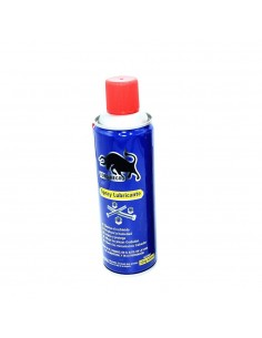 Spray Lubricante 320 Grs/400ml Toro Negro