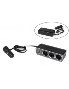 Adaptador Encendedor para Auto con Puerto USB