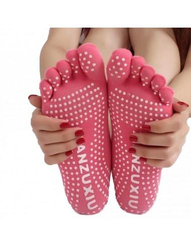 Calcetines Antideslizante Para Yoga Y Pilates