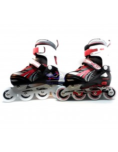 Patines en Linea DRB Speed Rojo