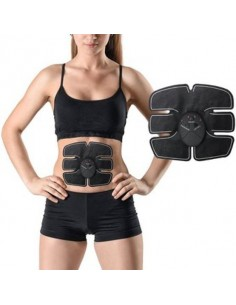 Electroestimulador Beauty Body 6 Pack
