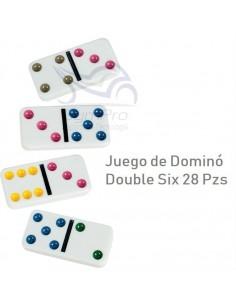 Juego de Dominó Double Six
