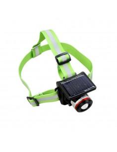 HeadLamp solar - Linterna de cabeza solar