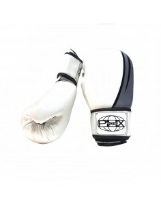 Guantes de Boxeo 12 Oz Blanco Phoenix