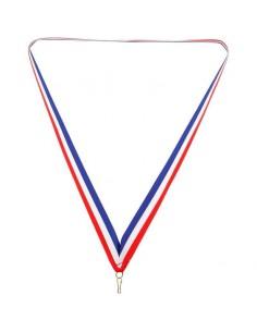 Cinta para Medallas Tricolor