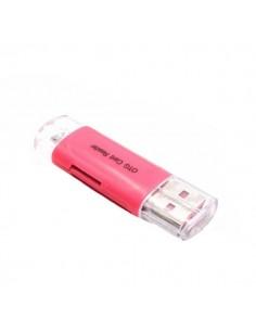 OTG - USB con Lector de Tarjeta