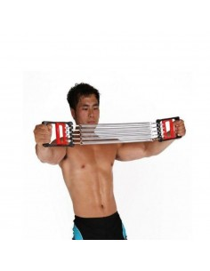 Bandas elasticas de alta resitencia con Hand Grip