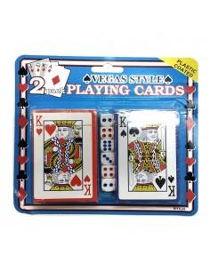 Juego de Cartas Estilo las Vegas