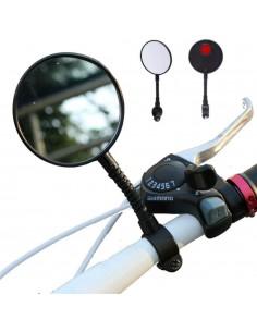 Espejo Retrovisor Flexible de Bicicleta