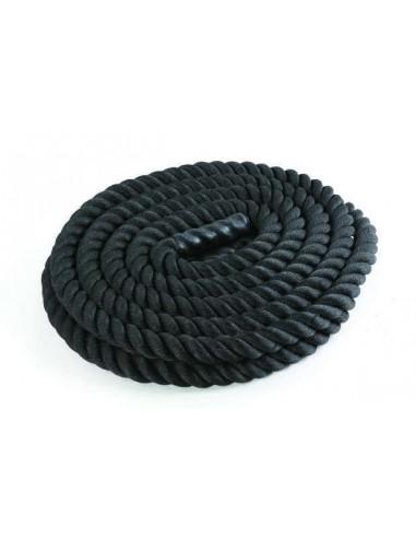 Cuerdas Crossfit con Peso Battle Rope