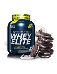 Proteina Whey Elite 2.27 Kg (5 Libras)