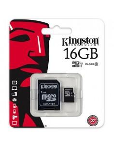 Tarjeta Micro SD Kingston 16 Gb