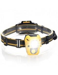 Linterna Frontal Multifuncional LED 160 Lumens