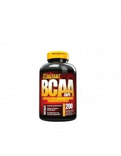 BCAA 2000 mg por Servicio 200 Cápsulas
