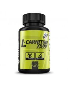 L-Carnitine 500mg, Quemador de Grasa