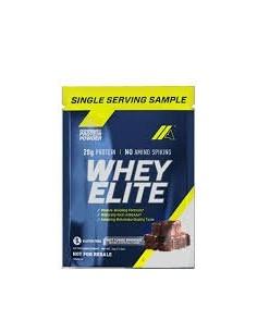Proteína Whey Elite en Polvo 1 Servicio
