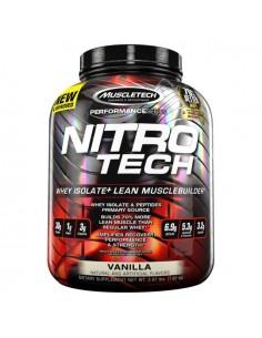 Proteina Whey Nitro Tech 1.81Kg