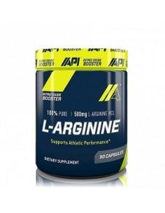 L-Arginine 500 mg 90 Cápsulas