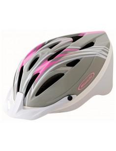 Casco de Bicicleta Bianchi BMX Gris / Rosado
