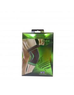 Rodillera de Compresión Ajustable con Velcro